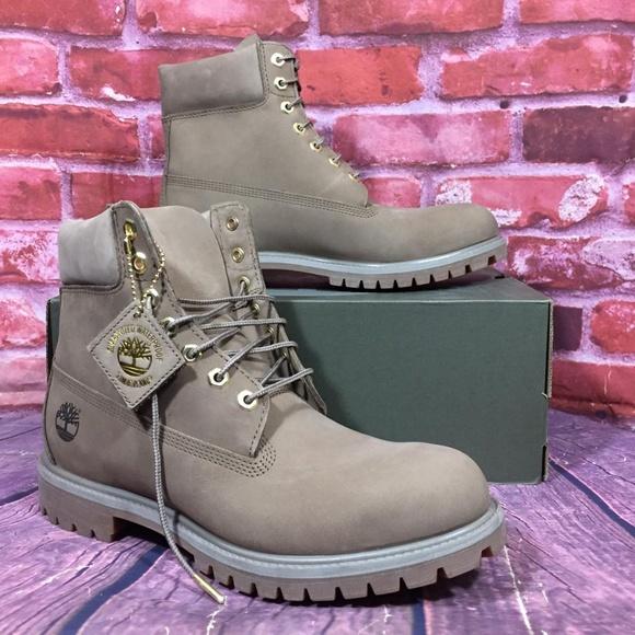Visión Intercambiar Sui  Timberland Shoes | Timberland Premium 6 Waterproof Boot Aufs | Poshmark